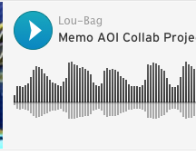 Regan Stacey 'Memo' [link] https://soundcloud.com/lou-bag/memo-aoi-collab-project